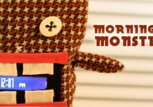 Morning Monster Alarm Clock